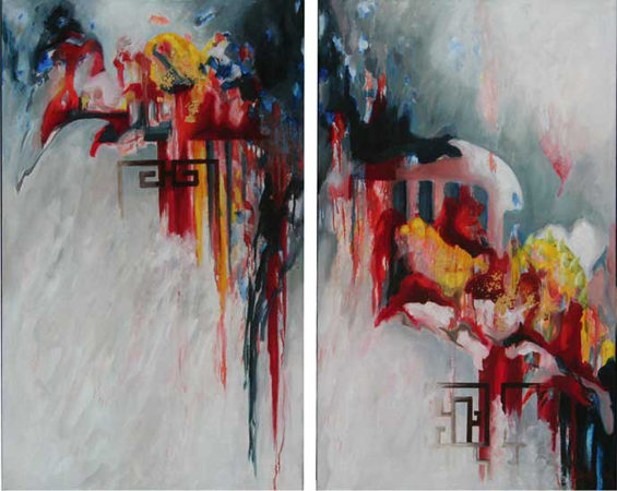 Oosterse Mystiek (tweeluik) - Betty van Rossem