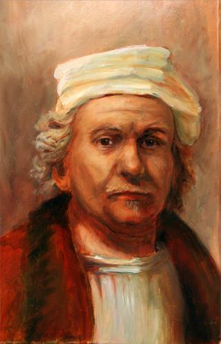 Rembrandt van Rijn - Betty van Rossem