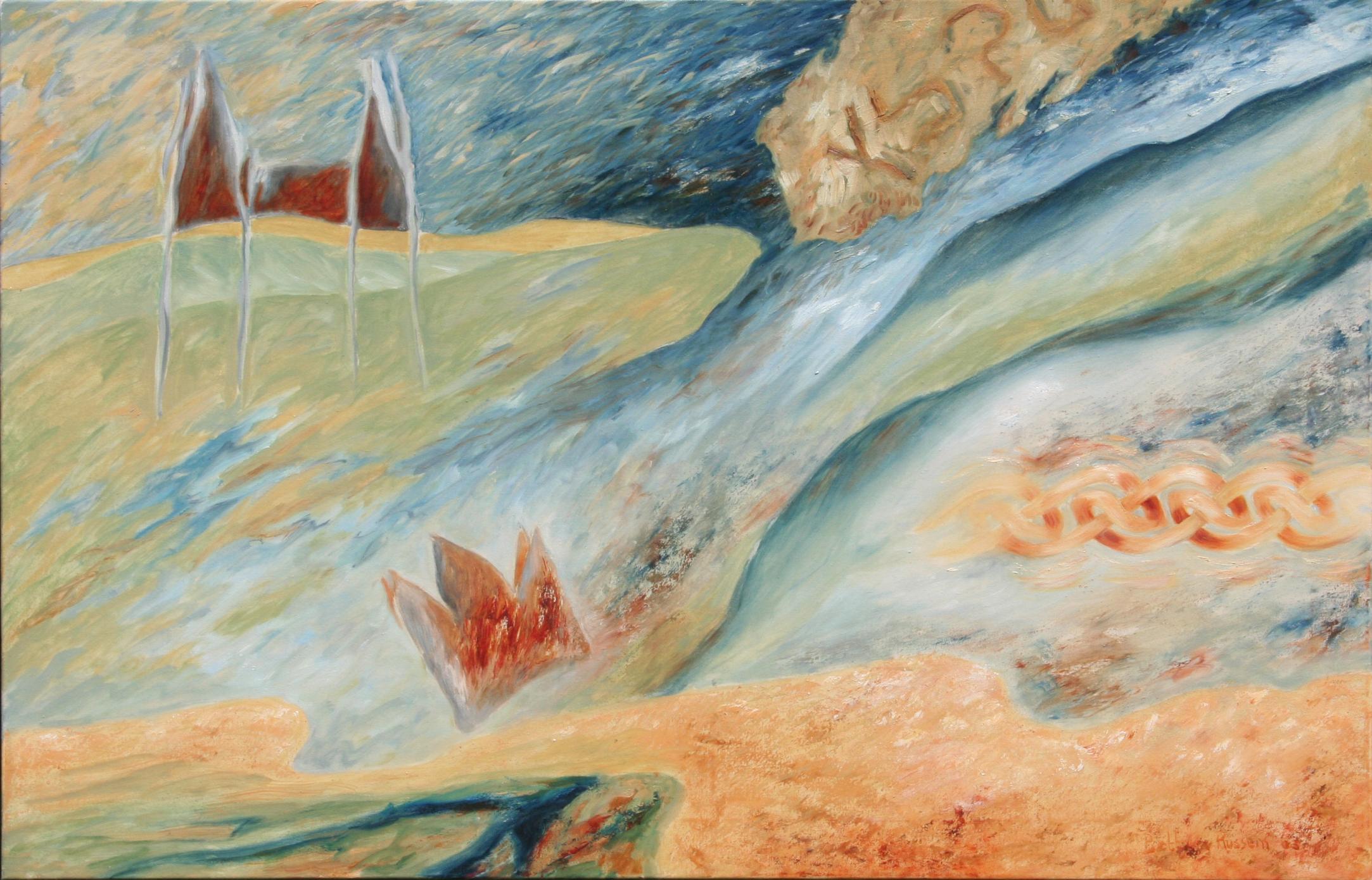 Over de kunstenaar: Betty van Rossem